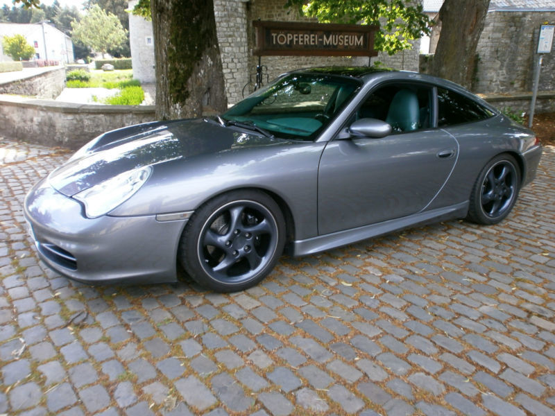 verkauft porsche 911 targa gebraucht 2002 km in simmerath. Black Bedroom Furniture Sets. Home Design Ideas