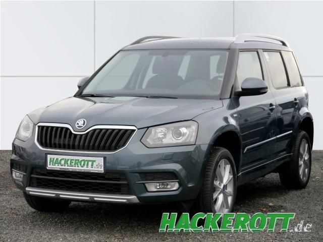verkauft skoda yeti 2 0 tdi cool editi gebraucht 2016. Black Bedroom Furniture Sets. Home Design Ideas