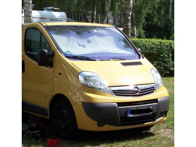 verkauft opel vivaro 2 5 cdti l1h1 tou gebraucht 2008 km in peine. Black Bedroom Furniture Sets. Home Design Ideas