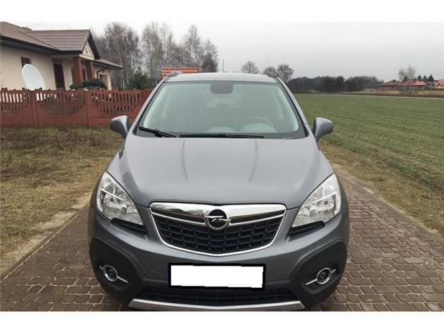 verkauft opel mokka 1 7 cdti automatik gebraucht 2012 km in furth im wald. Black Bedroom Furniture Sets. Home Design Ideas