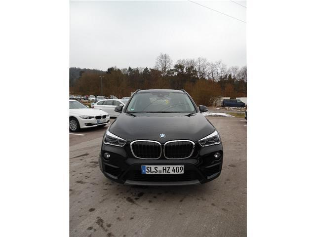 verkauft bmw x1 xdrive18d aut advanta gebraucht 2016 km in saarlouis. Black Bedroom Furniture Sets. Home Design Ideas