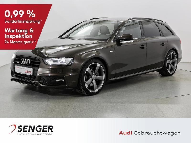 Verkauft Audi A4 Avant 30 Tdi Quattro Gebraucht 2015 41654 Km