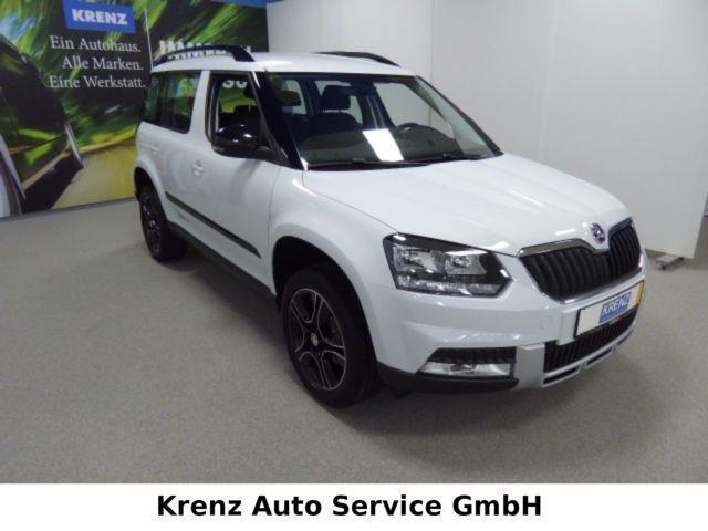 verkauft skoda yeti outdoor 1 2 tsi am gebraucht 2017. Black Bedroom Furniture Sets. Home Design Ideas