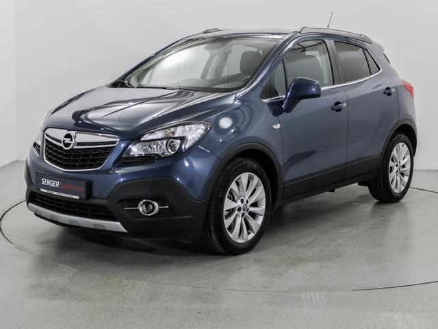 gebraucht Opel Mokka 1.6 CDTI Navi Bi-Xenon Tempomat Innovation