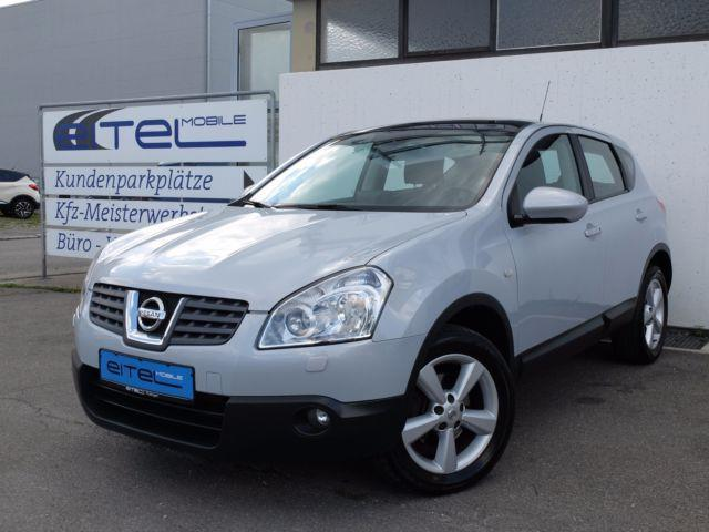 verkauft nissan qashqai tekna 4x4 2 0d gebraucht 2008 km in pfullingen. Black Bedroom Furniture Sets. Home Design Ideas