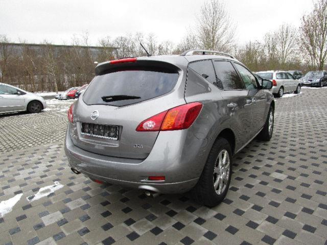 verkauft nissan murano 2 5 d automatik gebraucht 2010 km in berlin. Black Bedroom Furniture Sets. Home Design Ideas