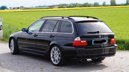 verkauft bmw 325 i kombi gebraucht 2002 km in k nigsbrunn. Black Bedroom Furniture Sets. Home Design Ideas