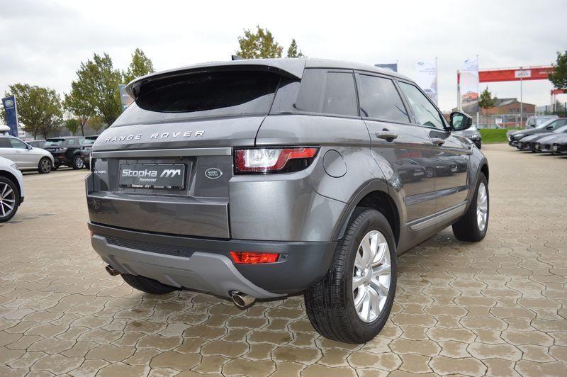 gebrauchte land rover range rover evoque land rover range rover evoque gebrauchtwagen. Black Bedroom Furniture Sets. Home Design Ideas