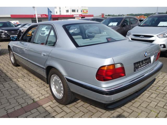 verkauft bmw 730 i e38 leichtes moto gebraucht 1995 km in kassel. Black Bedroom Furniture Sets. Home Design Ideas