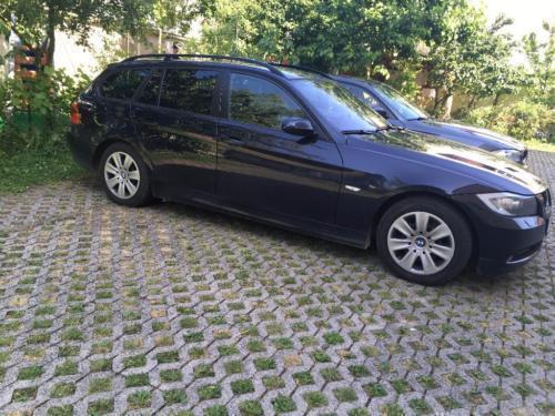 verkauft bmw 320 touring gebraucht 2007 km in. Black Bedroom Furniture Sets. Home Design Ideas