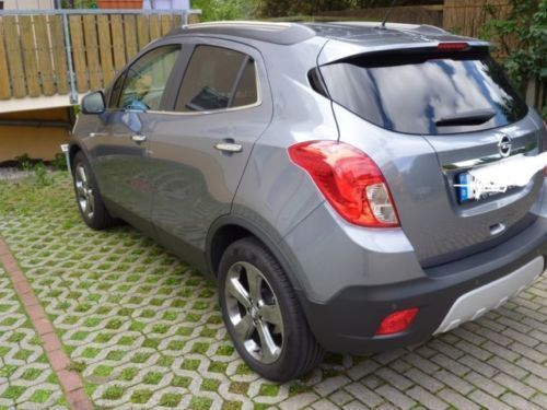 verkauft opel mokka 1 4 turbo ecoflex gebraucht 2014 km in panitzsch. Black Bedroom Furniture Sets. Home Design Ideas