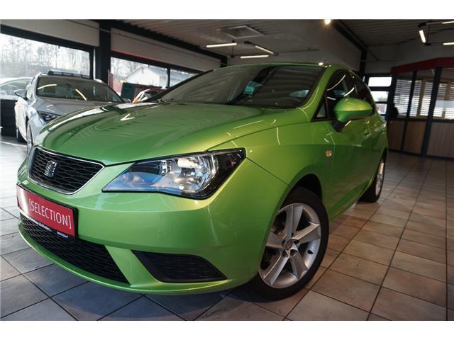 verkauft seat ibiza 1.4 style viva 5-t., gebraucht 2012, 88.500 km