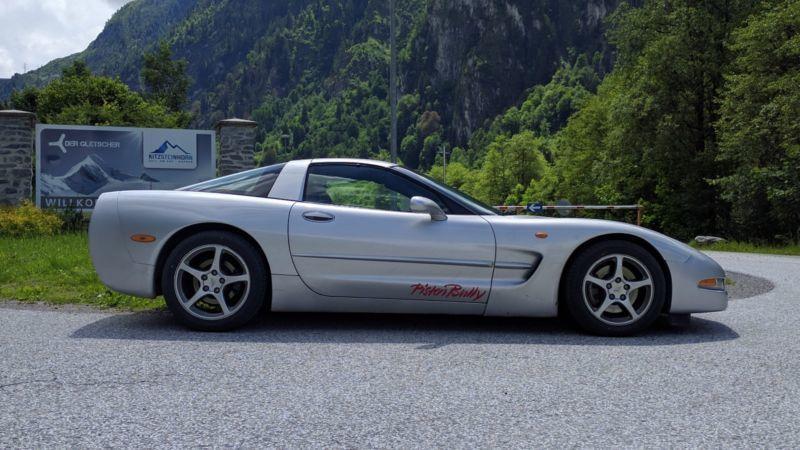 verkauft corvette c5 6 gang z06 chrom gebraucht 2001. Black Bedroom Furniture Sets. Home Design Ideas