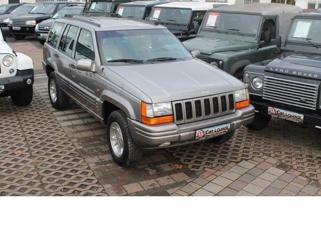 verkauft jeep grand cherokee 4 0 limit gebraucht 1997 km in plauen. Black Bedroom Furniture Sets. Home Design Ideas