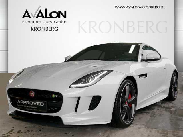 verkauft jaguar f type r coupe awd aut gebraucht 2016 500 km in kronberg. Black Bedroom Furniture Sets. Home Design Ideas