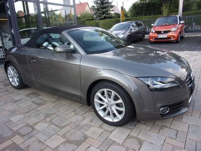 gebraucht 1 8 tfsi 160 audi tt roadster 2012 km in giessen. Black Bedroom Furniture Sets. Home Design Ideas