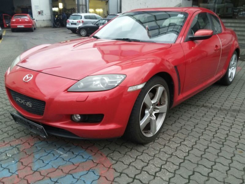 rx8 gebrauchte mazda rx8 kaufen 275 g nstige autos zum. Black Bedroom Furniture Sets. Home Design Ideas