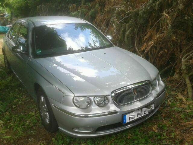 Gebraucht 2002 Rover 75 2.0 Benzin 150 PS (€ 1.800 ...