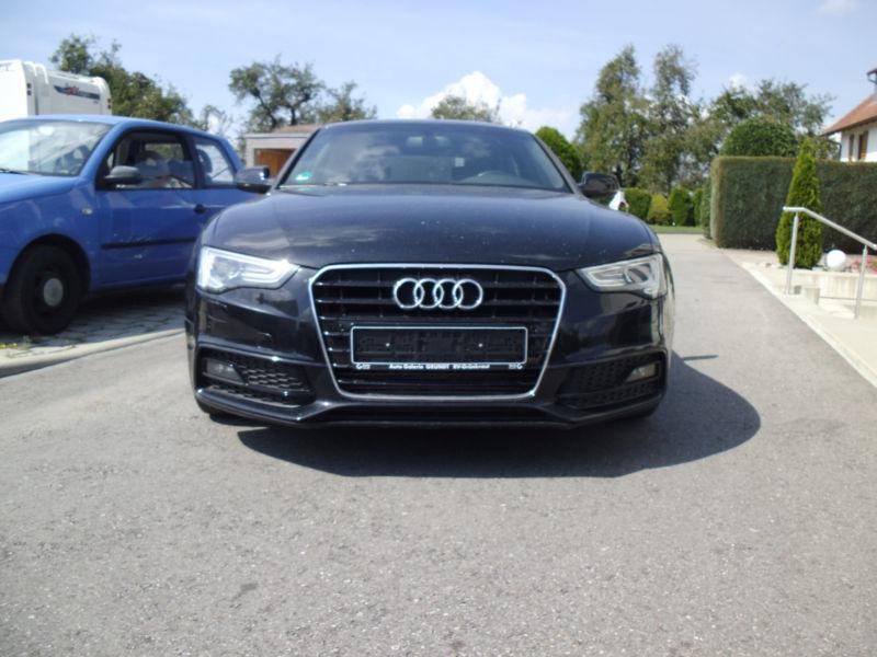 Audi a5 sportback s line 2012 gebraucht 7