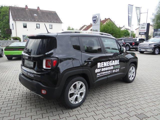verkauft jeep renegade limited leder s gebraucht 2015 km in straubing. Black Bedroom Furniture Sets. Home Design Ideas