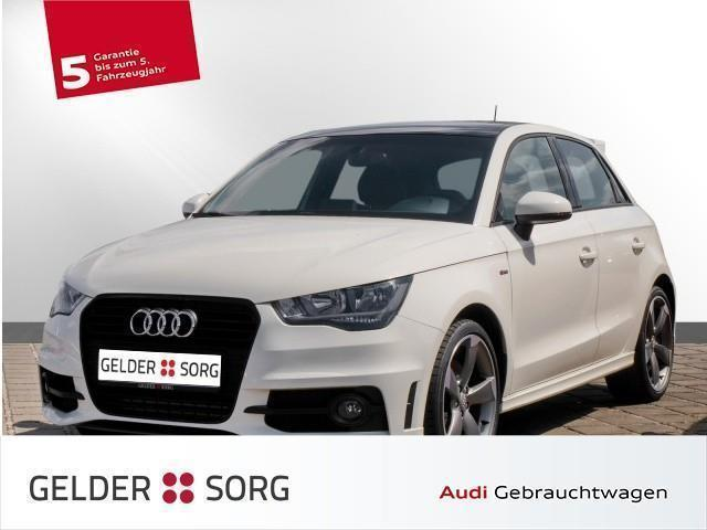 verkauft audi a1 sportback 1 4 tfsi s gebraucht 2014. Black Bedroom Furniture Sets. Home Design Ideas