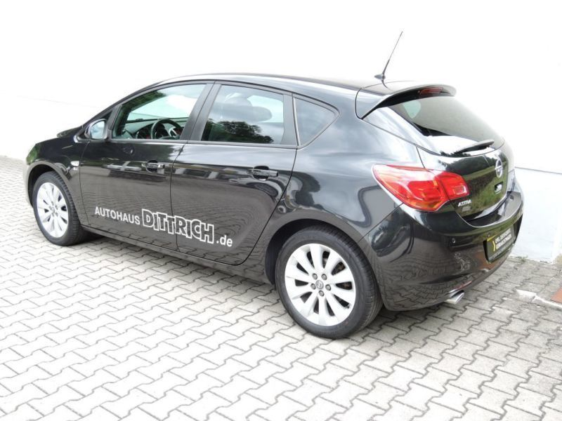 verkauft opel astra 1 4 turbo 150 jahr gebraucht 2012 km in murr. Black Bedroom Furniture Sets. Home Design Ideas