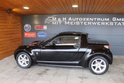 verkauft smart roadster 0 7 klima gebraucht 2006. Black Bedroom Furniture Sets. Home Design Ideas