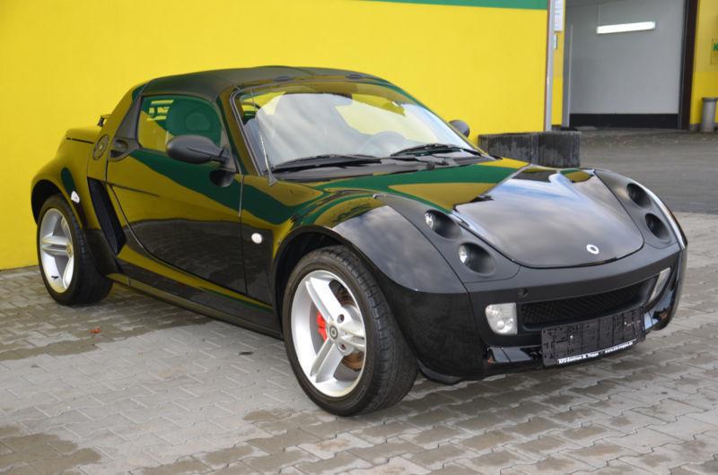 verkauft smart roadster mtv gebraucht 2005 km in d sseldorf. Black Bedroom Furniture Sets. Home Design Ideas