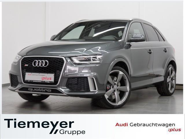 verkauft audi rs q3 2 5 tfsi ahk navi gebraucht 2014 km in bochum. Black Bedroom Furniture Sets. Home Design Ideas