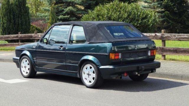 verkauft vw golf cabriolet cabrio clas gebraucht 1991. Black Bedroom Furniture Sets. Home Design Ideas