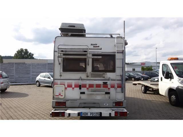 verkauft fiat ducato wohnmobil t v gebraucht 1991 km in heidenheim an der. Black Bedroom Furniture Sets. Home Design Ideas