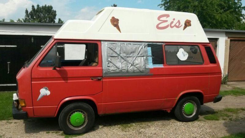 verkauft vw t3 bus bulli wohnmobil gebraucht 1983. Black Bedroom Furniture Sets. Home Design Ideas
