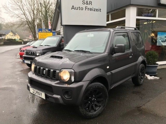 verkauft suzuki jimny 1 3 gebraucht 2016 km in diez. Black Bedroom Furniture Sets. Home Design Ideas
