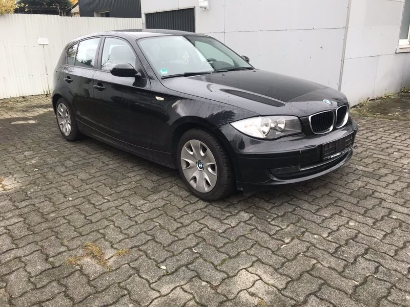 verkauft bmw 116 baureihe 1 lim i gebraucht 2008 km in ahlen. Black Bedroom Furniture Sets. Home Design Ideas