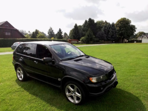 verkauft bmw x5 4 6 is top gebraucht 2003 km in chemnitz. Black Bedroom Furniture Sets. Home Design Ideas