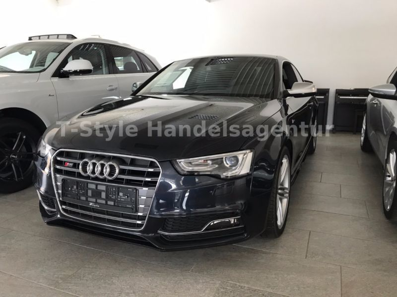 verkauft audi s5 s tronic drive sele gebraucht 2013 km in landsberg am lech. Black Bedroom Furniture Sets. Home Design Ideas