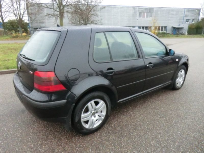 verkauft vw golf iv 1 9 tdi special gebraucht 2002 km in bergheim. Black Bedroom Furniture Sets. Home Design Ideas