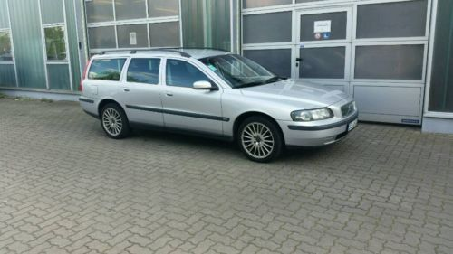 verkauft volvo v70 2 4 170ps gebraucht 2004 km in schwarzenbek. Black Bedroom Furniture Sets. Home Design Ideas