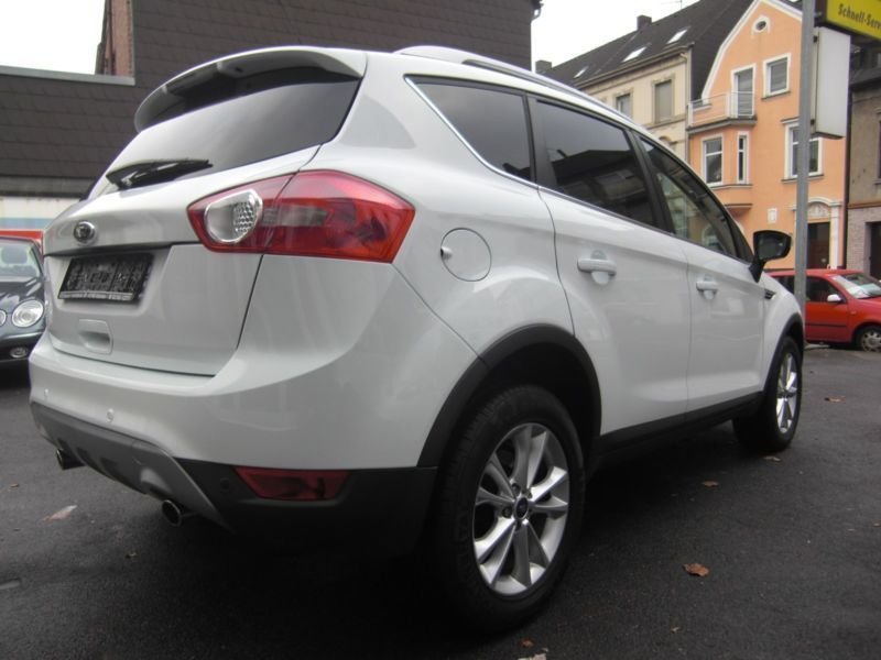 verkauft ford kuga titanium 4x4 automa gebraucht 2012 km in viersen. Black Bedroom Furniture Sets. Home Design Ideas