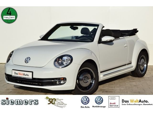 verkauft vw beetle cabrio cup 1 2 tsi gebraucht 2014 2. Black Bedroom Furniture Sets. Home Design Ideas