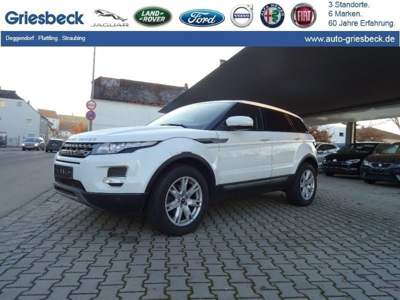 gebraucht allrad xenon leder sitzh pdc land rover range rover evoque 2013 km in. Black Bedroom Furniture Sets. Home Design Ideas