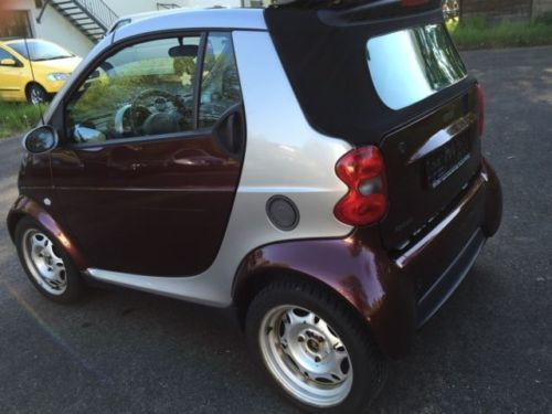 verkauft smart fortwo cabrio gebraucht 2007 km. Black Bedroom Furniture Sets. Home Design Ideas