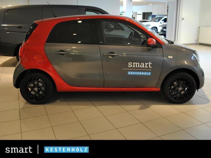 verkauft smart forfour 66kw turbo twin gebraucht 2017 km in freiburg im breisgau. Black Bedroom Furniture Sets. Home Design Ideas