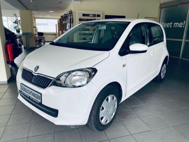 Gebraucht 2014 Skoda Citigo 1.0 Benzin 60 PS (6.900 ...