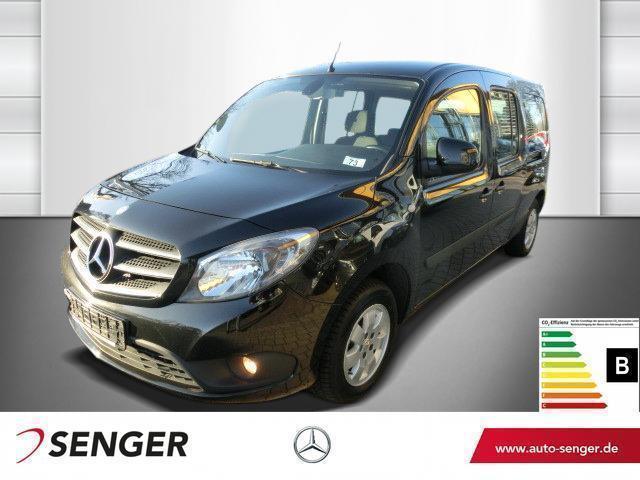 gebraucht Mercedes Citan 111 CDI EXTRALANG+KLIMA+SITZHZ+JUNGESTERNE