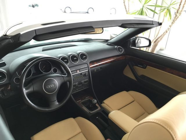 verkauft audi a4 cabriolet 2 4 xennon gebraucht 2003. Black Bedroom Furniture Sets. Home Design Ideas