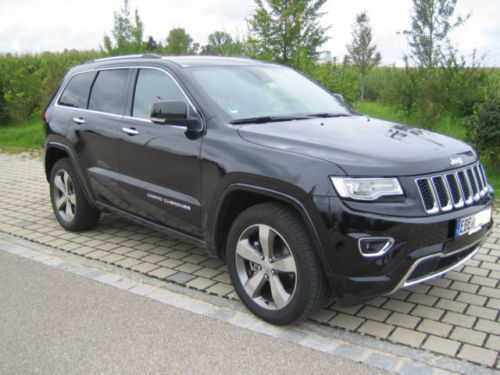 verkauft jeep grand cherokee 3 0i mult gebraucht 2016 km in ebersberg. Black Bedroom Furniture Sets. Home Design Ideas