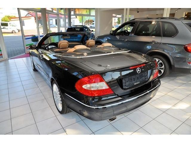 verkauft mercedes 280 clk cabrio avant gebraucht 2007 km in uhldingen. Black Bedroom Furniture Sets. Home Design Ideas
