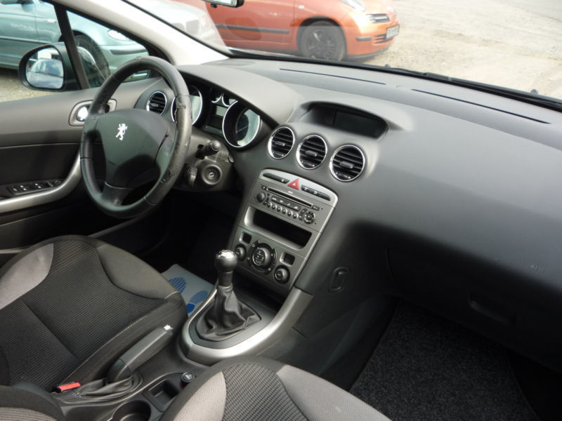 verkauft peugeot 308 150 thp sport a gebraucht 2008 km in bonn geislar. Black Bedroom Furniture Sets. Home Design Ideas