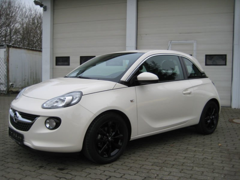 verkauft opel adam jam 1 4l easytronic gebraucht 2015 km in senftenberg. Black Bedroom Furniture Sets. Home Design Ideas